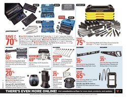 Garden & DIY offers in the Canadian Tire catalogue ( 3 days left )