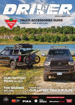 Canadian Tire catalogue ( Published today )