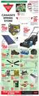 Garden & DIY offers in the Canadian Tire catalogue ( Expires tomorrow )
