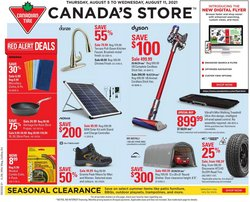 Canadian Tire catalogue ( 1 day ago)