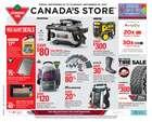 Canadian Tire catalogue ( 2 days left )