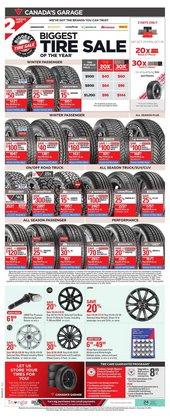 Garden & DIY deals in the Canadian Tire catalogue ( 3 days left)