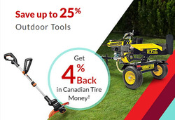 Canadian Tire deals in the Sarnia flyer