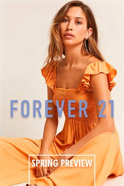 Clothing, shoes & accessories offers in the Forever 21 catalogue in Montreal