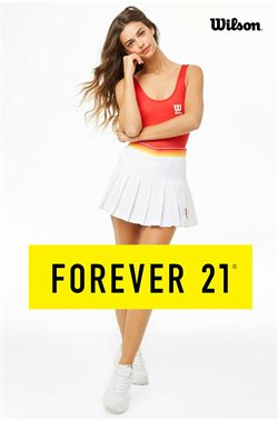 Clothing, shoes & accessories offers in the Forever 21 catalogue in Kanata