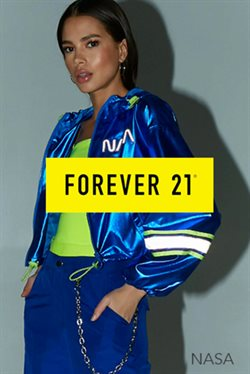 Forever 21 Deals In The Montreal Flyer