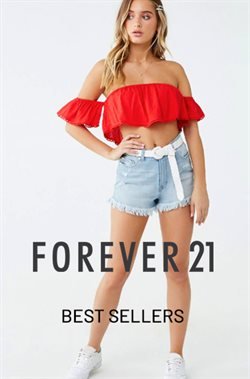 Forever 21 deals in the Edmonton flyer