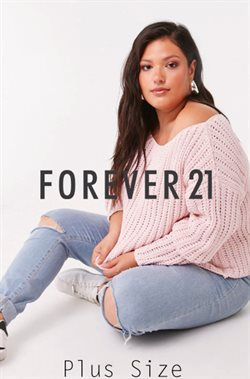 Forever 21 deals in the Ottawa flyer