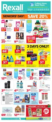 Pharmacy & Beauty offers in the Rexall catalogue in Sudbury