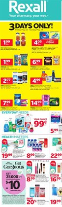 Rexall catalogue in Chilliwack ( Expires today )
