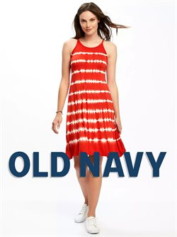 Old Navy deals in the Hamilton flyer