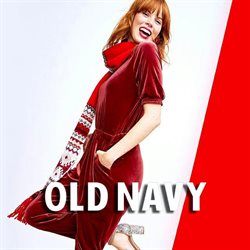 Old Navy deals in the Prince George flyer