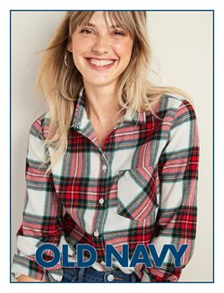 Old Navy catalogue in Calgary ( 6 days left )