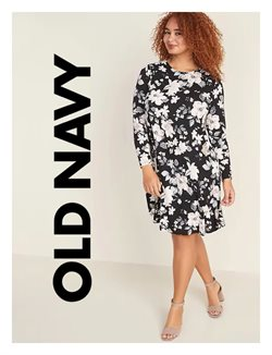 Old Navy catalogue ( More than a month )