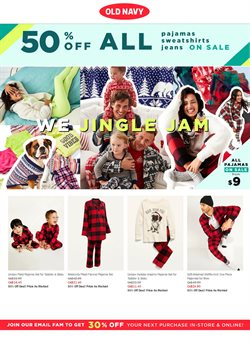 Old Navy catalogue ( Expires tomorrow )