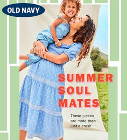 Old Navy deals in the Old Navy catalogue ( 3 days left)