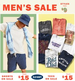 Old Navy deals in the Old Navy catalogue ( 7 days left)