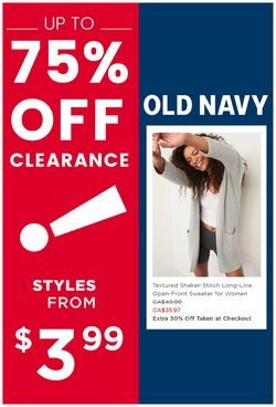 Old Navy catalogue ( 4 days left)
