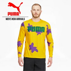 Sport deals in the Puma catalogue ( Published today)