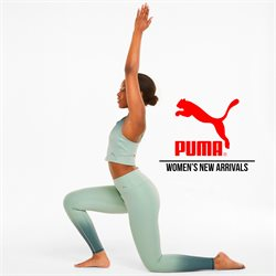 Sport deals in the Puma catalogue ( More than a month)