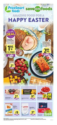 PriceSmart foods catalogue ( Expired )