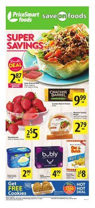 PriceSmart foods catalogue ( 2 days left )