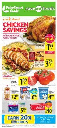 PriceSmart foods catalogue ( Published today )