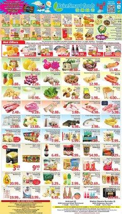 PriceSmart foods deals in the PriceSmart foods catalogue ( 3 days left)