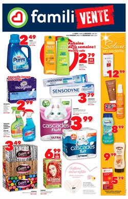 Pharmacy & Beauty offers in the Familiprix catalogue in Gatineau