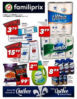 Pharmacy & Beauty offers in the Familiprix catalogue in Ottawa