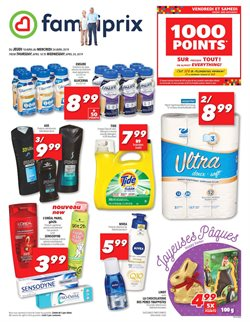 Familiprix deals in the Montreal flyer
