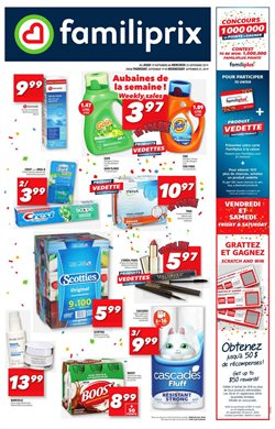 Pharmacy & Beauty offers in the Familiprix catalogue in Granby