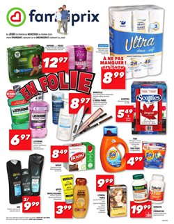 Pharmacy & Beauty offers in the Familiprix catalogue in Granby ( 3 days left )