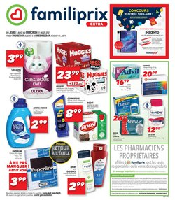 Pharmacy & Beauty deals in the Familiprix catalogue ( Published today)