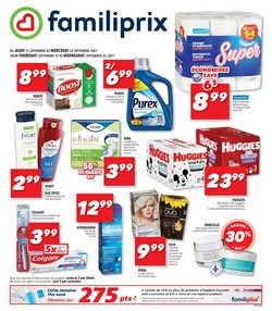 Pharmacy & Beauty deals in the Familiprix catalogue ( 3 days left)
