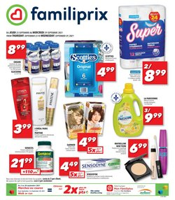 Pharmacy & Beauty deals in the Familiprix catalogue ( 1 day ago)