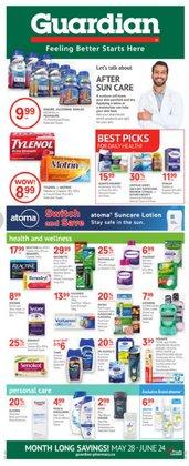 Guardian Pharmacy catalogue ( Expires tomorrow)