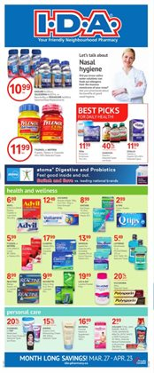 IDA Pharmacy catalogue ( 1 day ago )