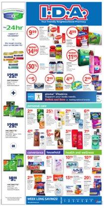 IDA Pharmacy catalogue ( Expired )