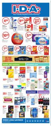 IDA Pharmacy catalogue ( 3 days left )