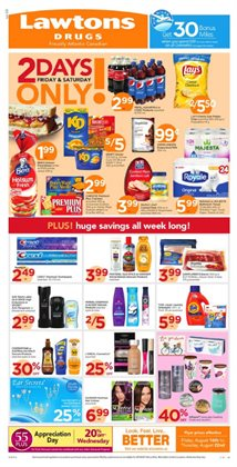 Pharmacy & Beauty offers in the Lawtons Drugs catalogue in Truro