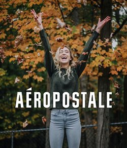 Aeropostale deals in the Toronto flyer