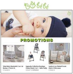 Kids, Toys & Babies deals in the Bô Bébé catalogue ( 5 days left)