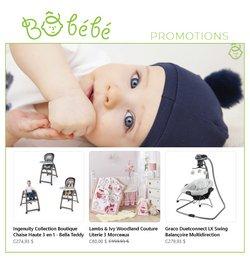 Kids, Toys & Babies deals in the Bô Bébé catalogue ( More than a month)