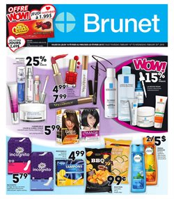Pharmacy & Beauty offers in the Brunet catalogue in Drummondville