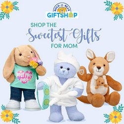 Kids, Toys & Babies offers in the Build a Bear catalogue ( 3 days left )
