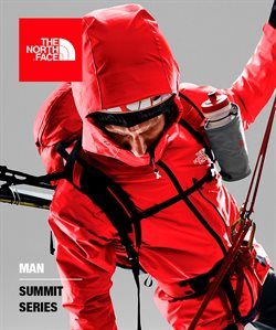The North Face deals in the Toronto flyer