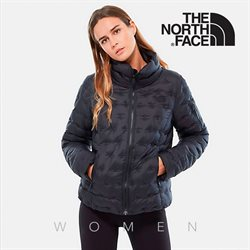The North Face deals in the Montreal flyer