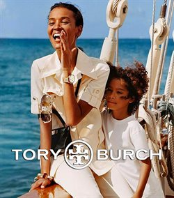 Tory Burch deals in the Toronto flyer