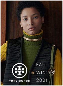 Luxury Brands deals in the Tory Burch catalogue ( More than a month)